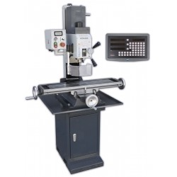 NOVA BF30V Milling Machine with Digital Display