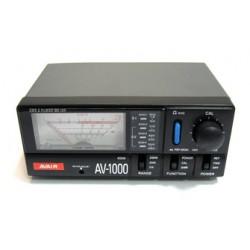 AV-1000 SWR/tehomittari