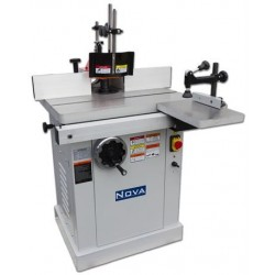 NOVA WS 1 1/2 Spindle Shaper