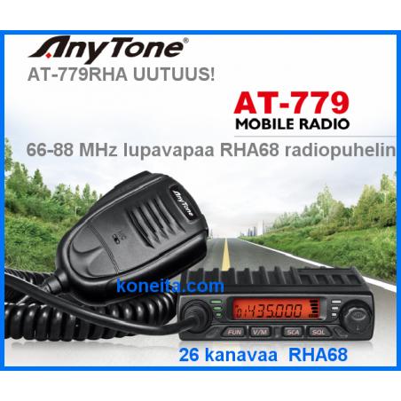 Anytone AT-779 RHA