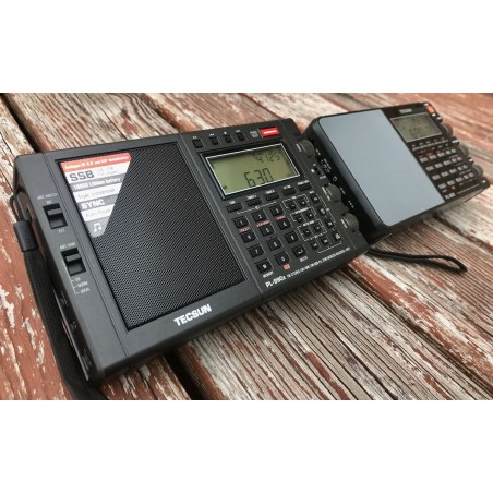 Tecsun PL-990x Bluetooth   radioliikennevastaanotin LW/MW/SW  ULA