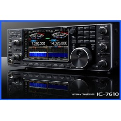 Icom IC-7610 HF+50 MHz PLUS...