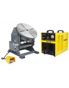 Plasmacutters, Welding machinery and Welding tables